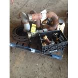 LOT OF STEAM HAMMER SPARE PARTS