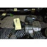 LOT OF PNEUMATIC AIR GUNS (3), INGERSOLL RAND