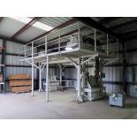 MEZZANINE UNIT (for Rohr rope drop hammers)