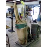DUST COLLECTOR SYSTEM, CENTRAL MACHINERY