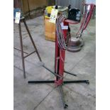 MANUAL METAL STRETCHER, CENTRAL MACHINERY
