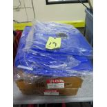 LOT OF VINYL DUNNAGE BAGS