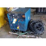 ARC WELDER, MILLER MDL. SRH333, 300 amp, 60% duty cycle, S/N JE832651