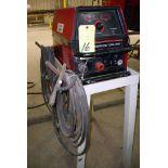 WELDER, LINCOLN INVERTEC MDL. V350PRO, 350 amps @ 32 v., 60% duty cycle, S/N U1060305606