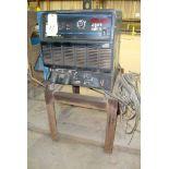 WELDER, MILLER DELTAWELD MDL. 302, 300 amps @ 32 v., 100% duty cycle, S/N KG220901