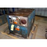 ARC WELDER, MILLER MDL. CP-250TS, 250 amp, S/N JB564259 (missing meter)