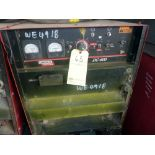 WELDING POWER SOURCE, LINCOLN MDL. DC 600, new 2001,  600 amp cap., S/N U1011103191  (Location F-