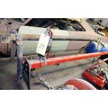 LOT OF ENGINE TRANSMISSION HOIST & OTHER HELPER TOOLS