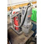 """MAGNETIC BASE DRILL, MILWAUKEE 1.25"""""""
