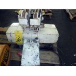 ELECTRIC CHAIN HOIST, COFFING 1 T. CAP.