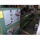 """ENGINE LATHE, SUMMIT 30"""" X 160"""", new 1989, 33"""" sw. over bed, approx. 25"""" sw. over crosslide,"""