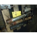 LOT OF PNEUMATIC HAMMERS, INGERSOLL-RAND