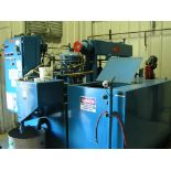 COOLANT RECOVERY SYSTEM, SANBORN MDL. SJ-700 PATRIOT 1, 9' x 9' x 7' overall dims., 120 GPH, 40 amp,