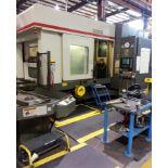 CNC HORIZONTAL MACHINING CENTER, CINCINNATI MILACRON MAGNUM MDL. 800, new 1995, Acramatic 950 CNC