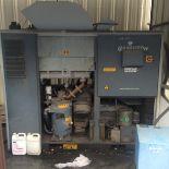 AIR COMPRESSOR, ATLAS COPCO MDL. GA50VSDFF (requires repair)  (Location I -  Deer Park, TX)