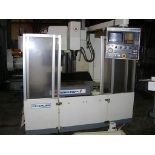 "CNC VERTICAL MACHINING CENTER, KITAMURA MDL. MYCENTER 1B, Fanuc 10M CNC control, 12"" x 27"" table,"