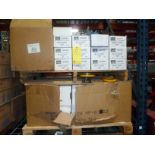 LOT OF FRAC VALVE SEATS & REPLACEMENT RINGS  LOCATED IN HOUSTON, TX