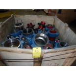 LOT OF XL BUTTWELD FITTINGS & FLANGES, THREADED & BUTTWELD HAMMER UNIONS (Figure 100, Figure 200,
