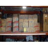 LOT OF INDUSTRIAL WIPES & ROLLS, WYPALL  LOCATED IN HOUSTON, TX
