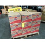 LOT OF CAN LINERS, WYPALL WIPES, 55 gal.   LOCATED IN HOUSTON, TX