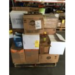 LOT OF CLEANING SUPPLIES: Pine-Sol, Tide & Dawn detergent  LOCATED IN HOUSTON, TX