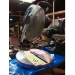"""BENCH TYPE CUT-OFF SAW, DELTA 10"""""""