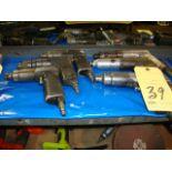 PNEUMATIC SCREW GUNS, INGERSOLL-RAND