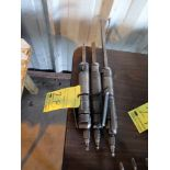 LOT OF PNEUMATIC AIR CHISELS (3)