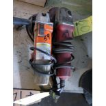 LOT OF ELECTRIC HAND GRINDERS (2)