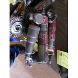 LOT OF PNEUMATIC ANGLE GRINDERS (3)