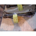 LOT OF CUTTING TORCHES (3)