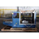CASE ERECTOR, DURABLE PACKAGING MDL. TGA2001, 20 CPM case erector & bottom tape sealer, S/N 040497E
