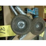 LOT OF PNEUMATIC RIGHT ANGLE GRINDERS (2)