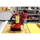 ELECTROMAGNETIC DRILL PRESS, MILWAUKEE, S/N 8388813100137
