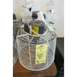 LOT OF ELECTRIC TENT FANS, SCHAEFER, (approx. 2)
