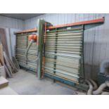 Holz-Her panel saw mod. 1265   Super cut S/N 2476-8-89