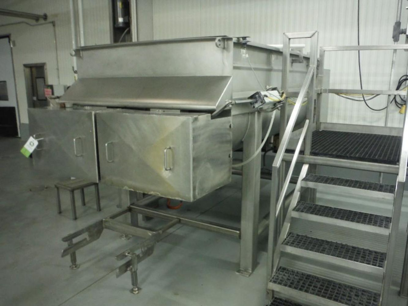 Multi-Million Dollar Offering of Prepared Meal and Entree Frozen Food Manufacturing Equipment  **Offered as complete line only**