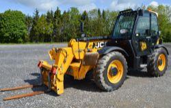 Usual Contractors Plant sale including telehandlers, mini excavators, dumpers etc and Tools and Equipment (in liquidation) stock
