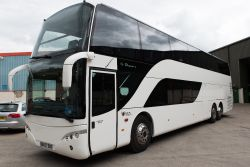 Coaches, Service Buses & Mini Buses on behalf of a Retained Client