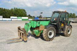 Usual Contractors Plant sale including telehandlers, mini excavators, dumpers, rollers, compressors, containers etc