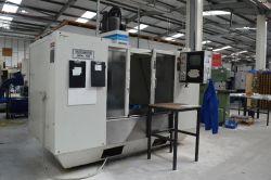 CNC Vertical Machining Centres