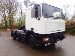Ex MOD 4x4 Trucks - Tippers - Sweepers - Agricultural Tractors - Gritters  - Crane Trucks