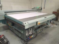 Hewlett Packard Scitex Latex Printer, Fuji Acuity UV Printer & Zund G3 Digital Cutter