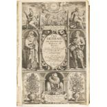 [BOTANIQUE]. GERARDE (John). The Herball or generall Historie of Plantes.&nbspGathered by John