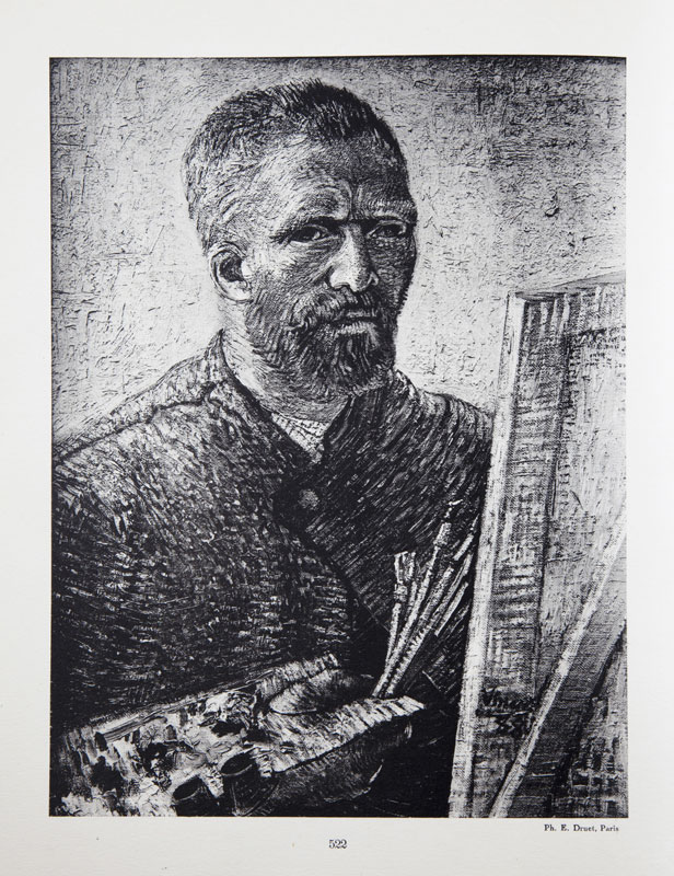 [VAN GOGH]. LA FAILLE (J.-B. de). L'Oeuvre de Vincent Van Gogh. Catalogue raisonné.&nbspParis et - Image 5 of 5