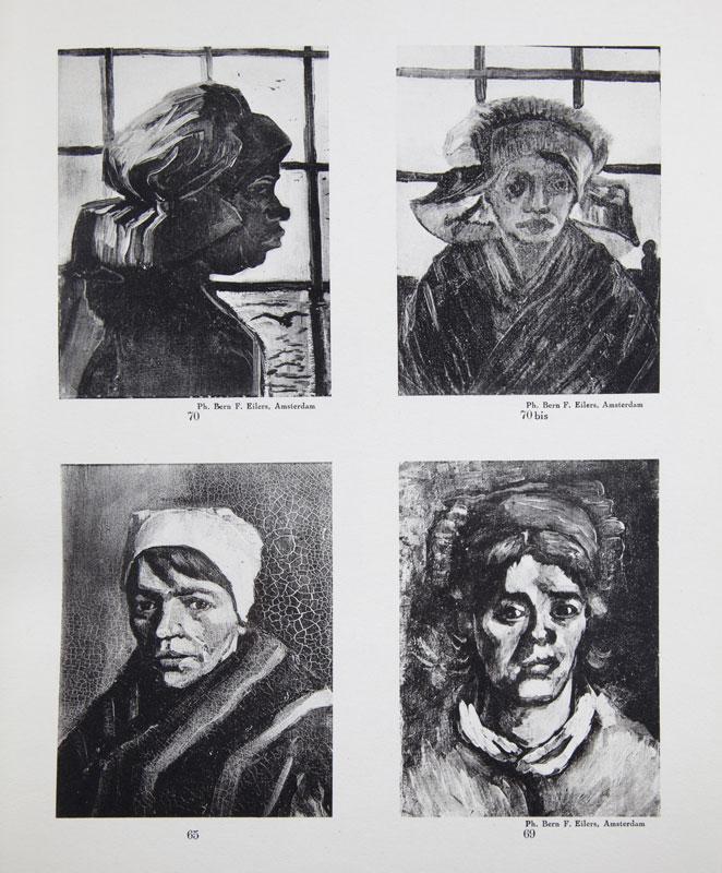 [VAN GOGH]. LA FAILLE (J.-B. de). L'Oeuvre de Vincent Van Gogh. Catalogue raisonné.&nbspParis et - Image 3 of 5