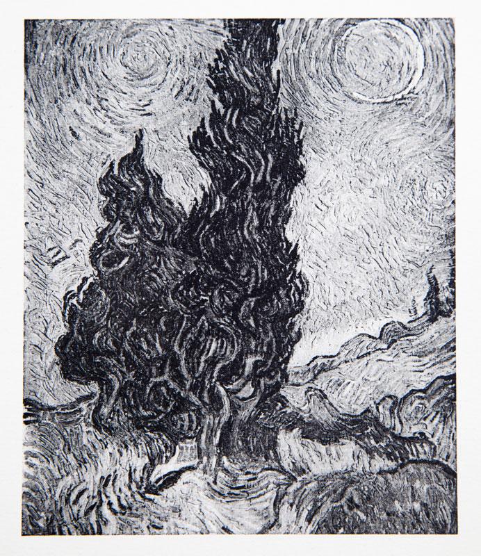 [VAN GOGH]. LA FAILLE (J.-B. de). L'Oeuvre de Vincent Van Gogh. Catalogue raisonné.&nbspParis et - Image 4 of 5
