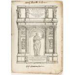 VITRUVE. I dieci libri dell'architettura di M. Vitruvio tradotti &amp commentati da Mons. Daniel