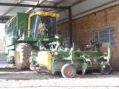 On Instructions from S & D Jarvis, Upwell, Norfolk - Online Timed Machinery Auction