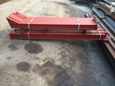 Brown & Co Online Timed Auction - Yard Clearance of Buildings and Gates Manufacturer, Blandford, Dorset